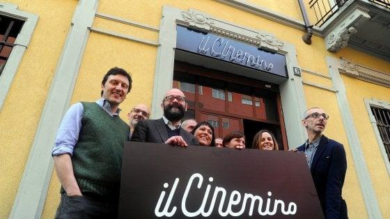 A Milano torna il Cinemino: dopo cento giorni riapre il cineclub amato dagli artisti