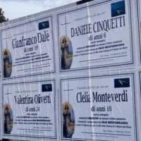 Brescia, finti annunci funebri di migranti con i nomi del luogo: