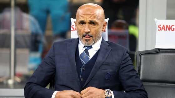 Inter, Spalletti: ''Tutto in discussione, in ballo le nostre carriere''