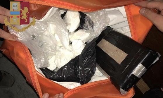 In casa due chili e mezzo di cocaina pura: arrestato un pluripregiudicato a Milano