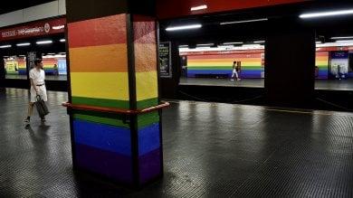 Tornano i colori dell'arcobaleno a Porta Venezia: accordo raggiunto tra Atm e Nike