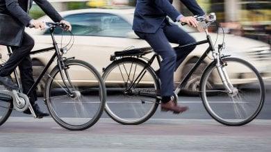 Casa-ufficio sempre in bici, Milano ama  il 'bike to work': in mille si sfidano