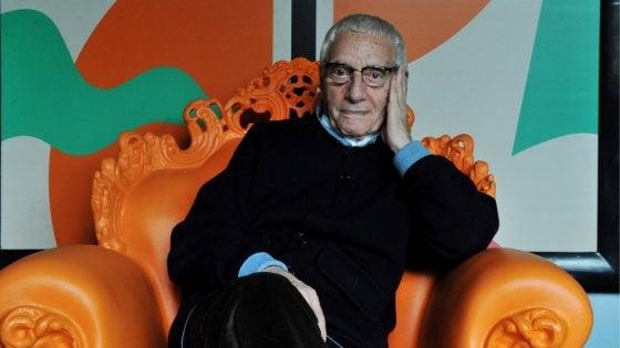 Milano, è morto l'architetto Alessandro Mendini: ha creato icone di design senza tempo