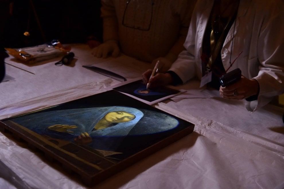 L'Annunciata di Antonello da Messina è a Milano: l'arrivo dell'opera a Palazzo Reale