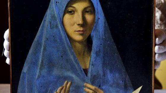 I ritratti di Antonello da Messina a Palazzo Reale