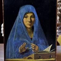 Antonello da Messina a Palazzo Reale, in mostra l'Annunciata e altri 18 capolavori