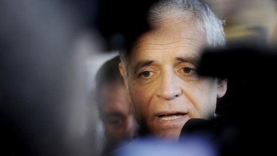 """Formigoni dopo la prima notte in carcere a Bollate: """"E' sereno e combattivo"""""""