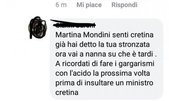 Critica Salvini, valanga di insulti sessisti e razzisti su Facebook contro una 25enne pavese