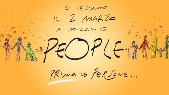 """""""Prima le persone"""": a Milano la marcia per i diritti di tutti che sfida il governo"""