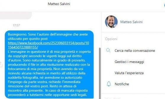 """Milano, ragazza messa alla gogna da Salvini. L'autore dello scatto: """"Uso indegno, faccio causa al ministro"""""""