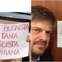 Gogna social per la marcia di Milano, Majorino 'sfida' Salvini: