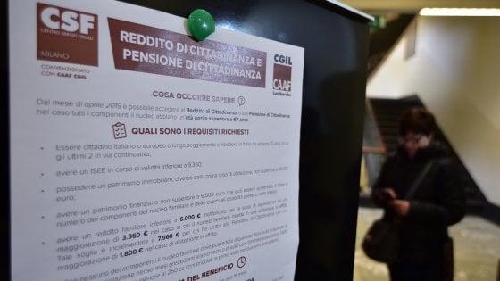 """""""Il reddito di cittadinanza è incostituzionale per gli stranieri"""", da Milano pronti a partire con i ricorsi"""