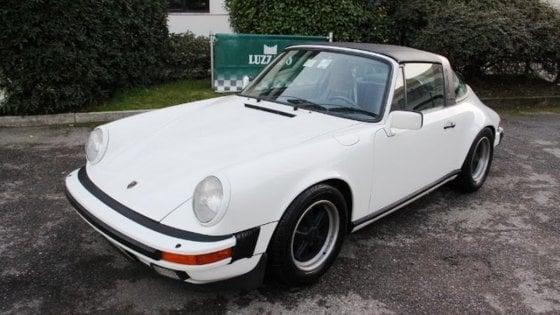 """""""Aiutateci a ritrovare la Porsche d'epoca, vi diamo 10 mila euro"""", parte il tam tam a Brescia"""