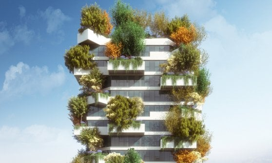 Il Bosco Verticale e la Città Foresta: il verde urbano di Stefano Boeri conquista il mondo