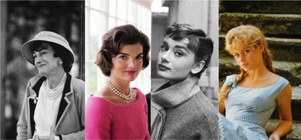 Audrey, Brigitte, Grace e Coco: le icone di stile in mostra a Mantova