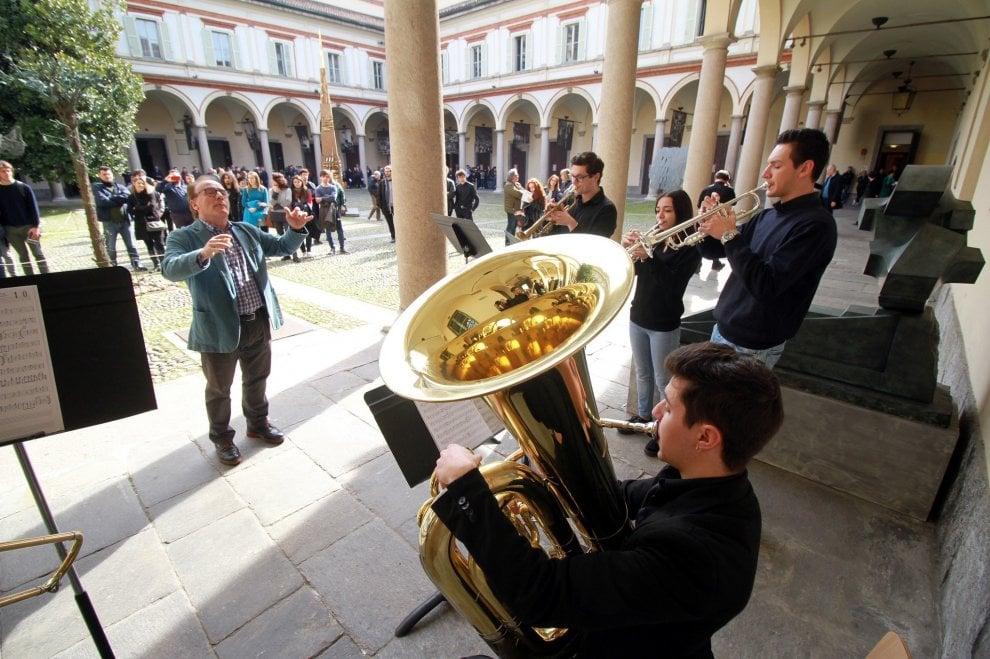 Milano, musica che passione: l'open day del conservatorio più grande d'Italia