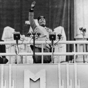 Bergamo, Benito Mussolini cancellato dai cittadini onorari