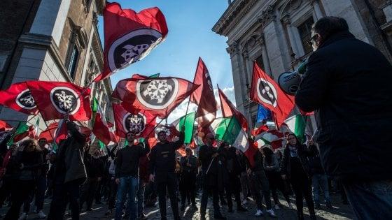 Il prefetto di Milano blocca CasaPound, vietata la manifestazione fascista