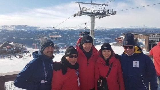 Olimpiadi invernali 2026, scandalo in Svezia durante la visita del Cio agli impianti