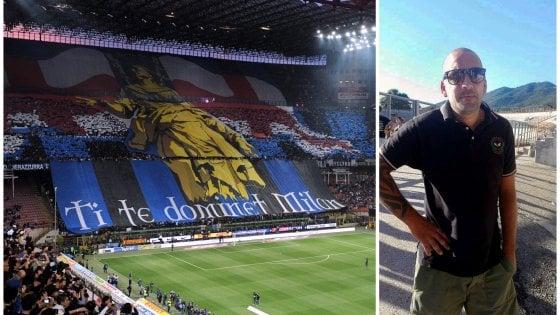 """Inter-Milan, Salvini: """"Sì allo striscione nella curva neroazzurra per l'ultrà morto"""""""