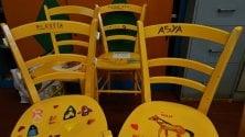 Da sedie rotte a opere d'arte grazie ai ragazzi disabili di Pavia