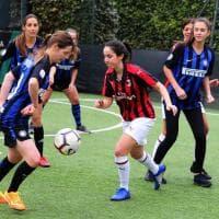 Il derby delle wags finisce 4-1 per l'Inter: la bomber Valero guida la vittoria sul Milan