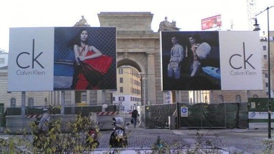 Chiude Calvin Klein a Milano, scattano 84 licenziamenti