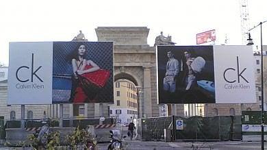 Chiude Calvin Klein a Milano in arrivo 84 licenziamenti