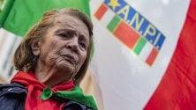 Addio alla pasionaria Tina Costa, la partigiana in piazza fino all'ultimo