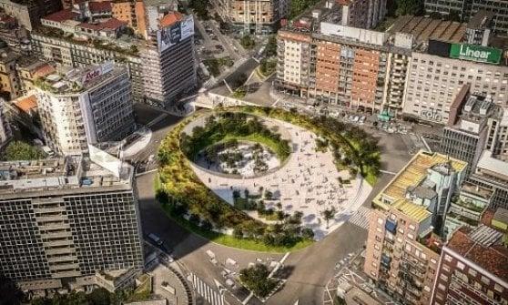 Milano, la rivoluzione verde da corso Buenos Aires a piazzale Loreto