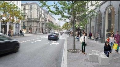 Rivoluzione verde da corso Buenos Aires a piazzale Loreto: i commercianti dicono no