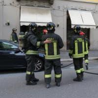Cremona, offre hashish ai vigili fuoco per ringraziarli dopo l'intervento: