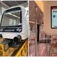 A Reggio Calabria si costruiscono i treni supertecnologici della M4 di Milano: