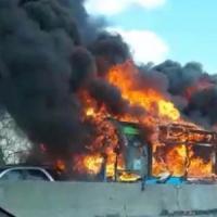"""Terrore sullo scuolabus, convalidato l'arresto di Sy: """"Strage con finalità terroristica"""""""