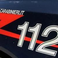 Una piazza di spaccio in riva al fiume, blitz dei carabinieri: due arresti