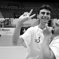Fare sport come un atleta diversamente abile, la sfida (vinta) del paralimpico Tavecchio
