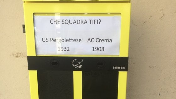 """A Crema i cestini-sondaggio per i mozziconi di sigarette: """"Così aiutiamo l'ambiente"""""""