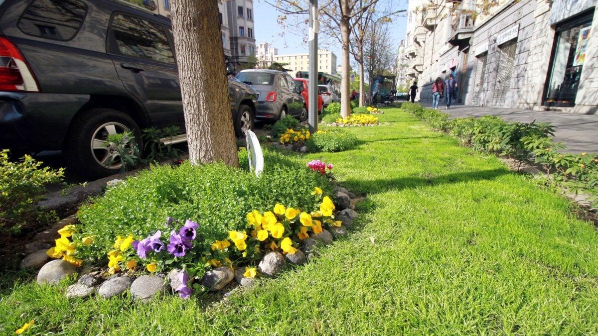 Manutenzione Giardini Milano E Provincia verde pubblico, a milano è record di giardini e aiuole