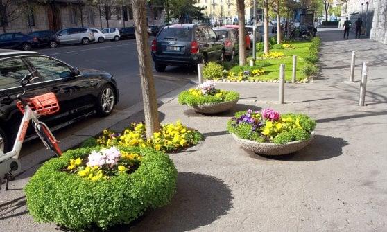 Verde pubblico, a Milano è record di giardini e aiuole curati da condominii e aziende