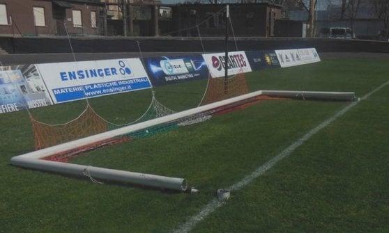 """Castellanza, vandali in azione allo stadio: """"Raid per non far giocare la squadra locale"""""""