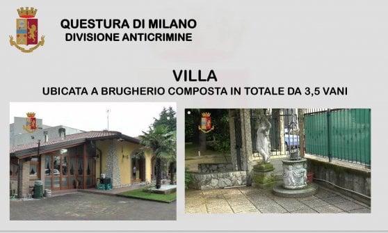 Milano, confiscata una villa e i conti alla 'maga dei Rolex'