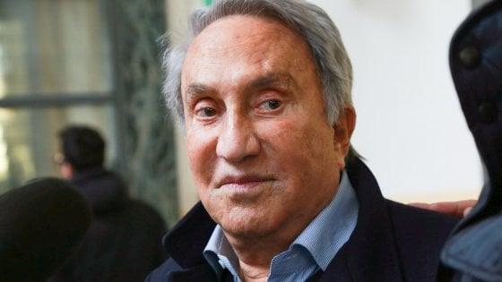 """Processo Ruby Bis, Emilio Fede dopo la condanna: """"Chiederò la grazia al presidente Mattarella"""""""