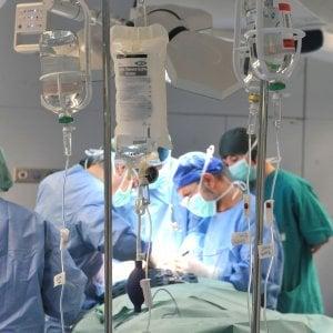 Milano, primo intervento in Italia di fegato-rene in due tempi al Niguarda