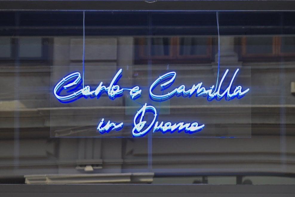 """Cracco triplica: apre """"Carlo e Camilla in Duomo"""", il nuovo ristorante e bar a Milano"""