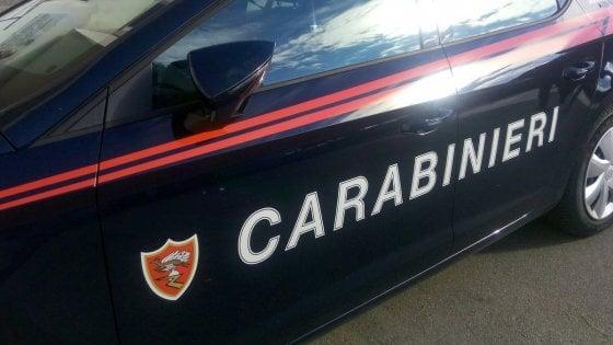 Hashish nascosto nel bagno della scuola, blitz dei carabinieri