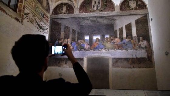 Milano, ammirare il Cenacolo di Leonardo diventa più semplice: 150 visitatori in più al giorno