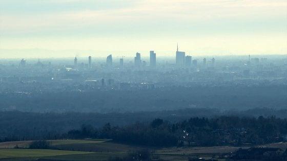 Smog: Milano resta inquinata, fa peggio solo Torino