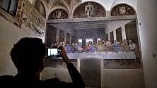 Cenacolo di Leonardo sì all'aumento delle visite
