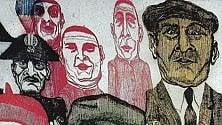 Le opere di Beppe Fava denunciò la mafia anche con la pittura