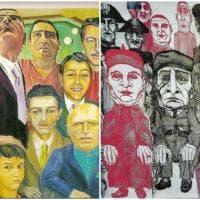 Milano: in mostra sessanta opere di Beppe Fava, denunciò la mafia anche con la pittura
